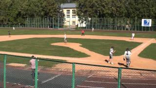 russtar vs beavers - top 5th - (10/18) - 28.08.2011