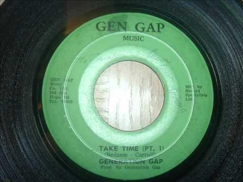 Generation Gap  Take Time
