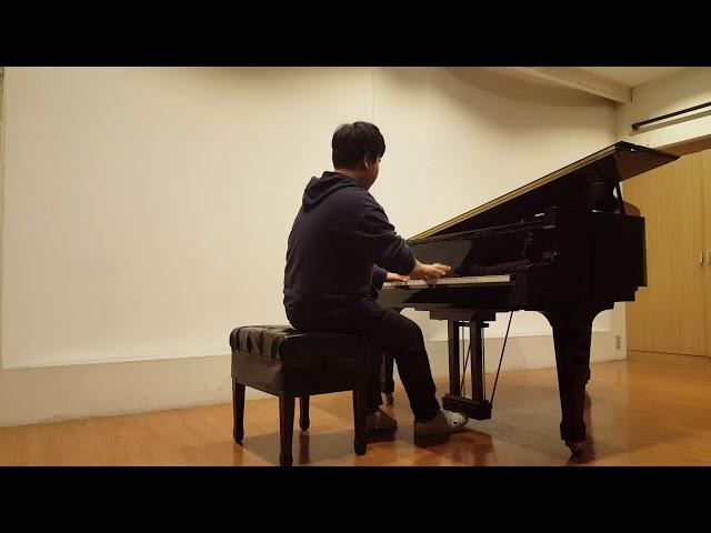 Rachmaninoff Etude Op.39 No.1