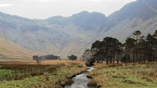 Lake District Country Walk   Buttermere   Haystacks From Gatesgarth Farm Round