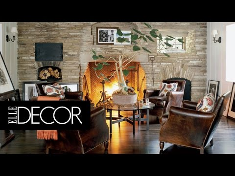 7 Warm-Hued Rooms to Inspire Your Fall Decor | Elle Decor