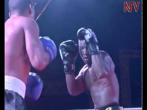Golola wins boxing match against Egyptian fighter Abdul Saber