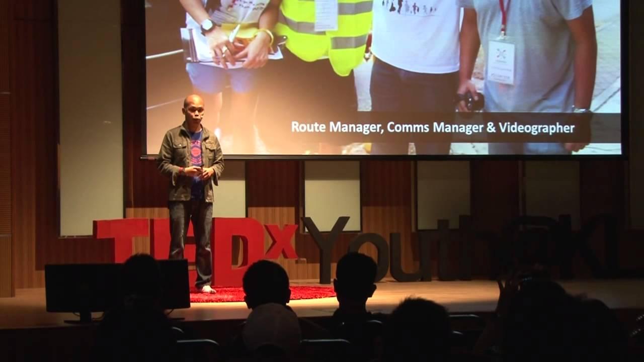 Be An Xtramiler: Alex Au-Yong at TEDxYouth@KL