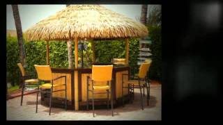 Custom Tiki Huts, Bar Builder & Repair (954) 282-9242 Fort Lauderdale