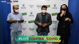 #LiveContraaCovid #10 | Thiago Correia - Coordenador regional do Depen