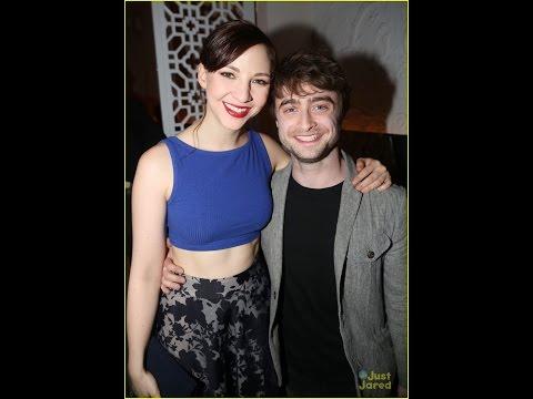 Daniel Radcliffe Supports Girlfriend Erin Darke at 'The Spoils'  Night