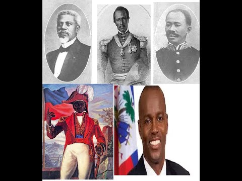 5 Presidents of Haiti Who Was Assassinated