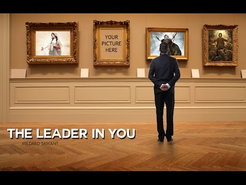 THE LEADER IN YOU | MILDRED SAWANT | HOLY SPIRIT INTERACTIVE