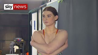 Freya Anderson focused on securing Team GB Olympics swimming spot