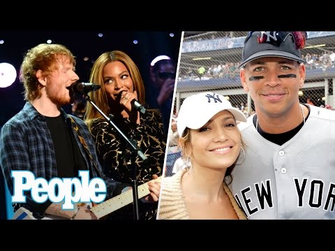 Ed Sheeran On His Girlfriend & Beyoncé, Inside JLo & A-Rod's Romantic Getaway | People NOW | People Mp3