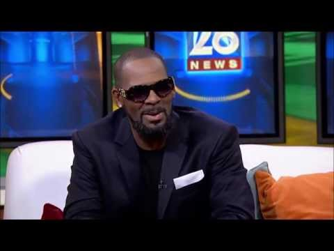 """Singer-songwriter R. Kelly admits """"I love EMPIRE"""""""