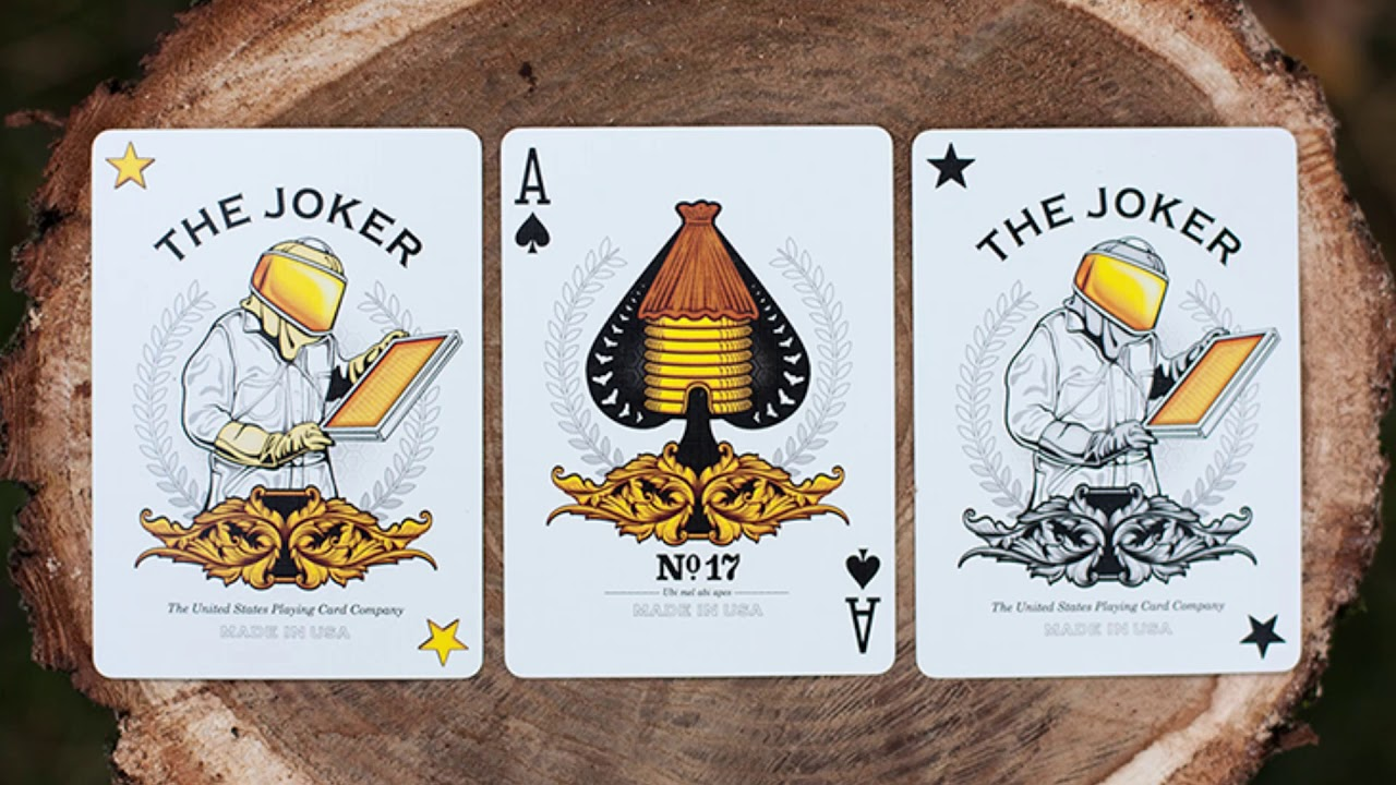 Mazzo di Carte Mirage V3 Eclipse Playing Cards by Patrick Kun