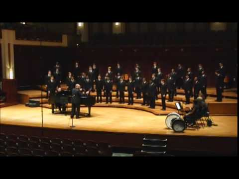 Tell My Father performed by White Station Men's Choir