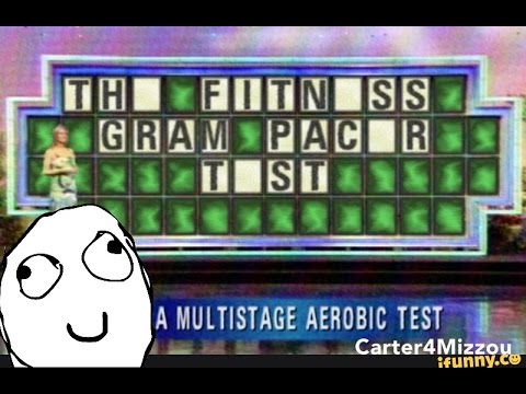 The FitnessGram Pacer Test is a Multistage Aerobic ...