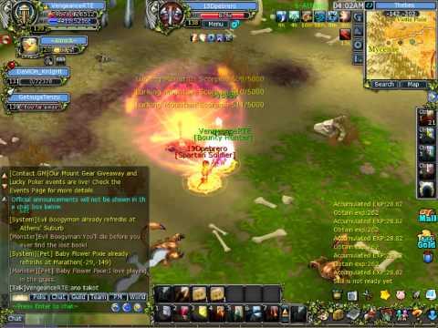 Godswar Online: VengeanceRTE vs 13Dpebrero, Epsilon