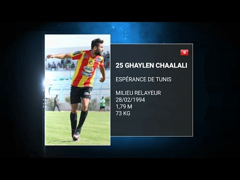 Ghaylen Chaalali | 2015-2017 | Short version