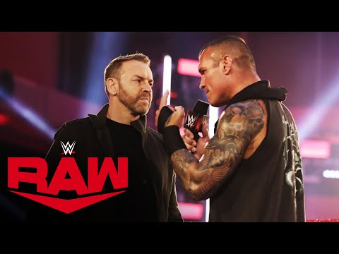 Randy Orton challenges Christian to an Unsanctioned Match: Raw, June 15, 2020