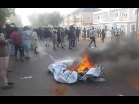 Locals in Tsafe community, Zamfara State protest killings by armed bandits