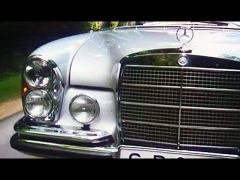 Mercedes-Benz 280 SE W108 - Predecessor Of The S-class By Paul Bracq