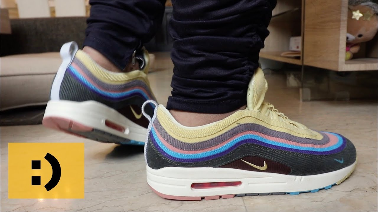 online store 70496 0b690 SNEAKER OF THE YEAR CONTENDER: SEAN WOTHERSPOON NIKE AIR MAX 97/1