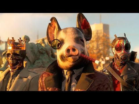 Watch Dogs 3: