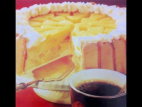 charlotte-à-l'ananas-facile-à-faire
