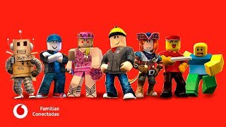 Roblox, the platform on which to program is a children's game #FamiliasConectadas