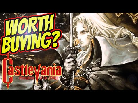 Castlevania: Symphony Of The Night - Mobile Impressions