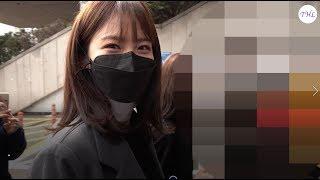 200221 신예은(Shin Ye Eun) 뮤직뱅크 출근길