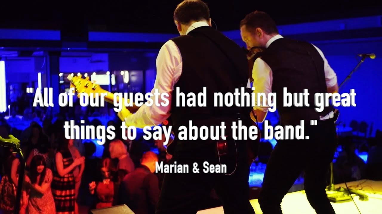 Wedding Bands Kerry, Ireland | Corporate Events | Wedding DJ