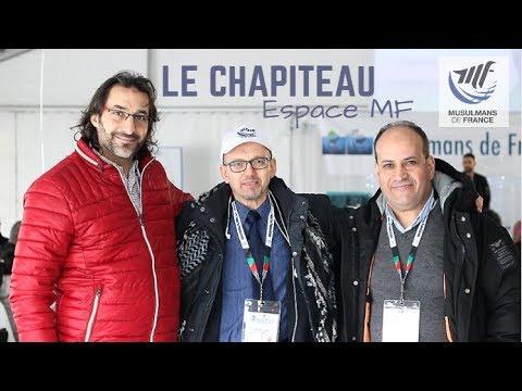 Le Chapiteau (espace MF) de la RAMF des Musulmans de France