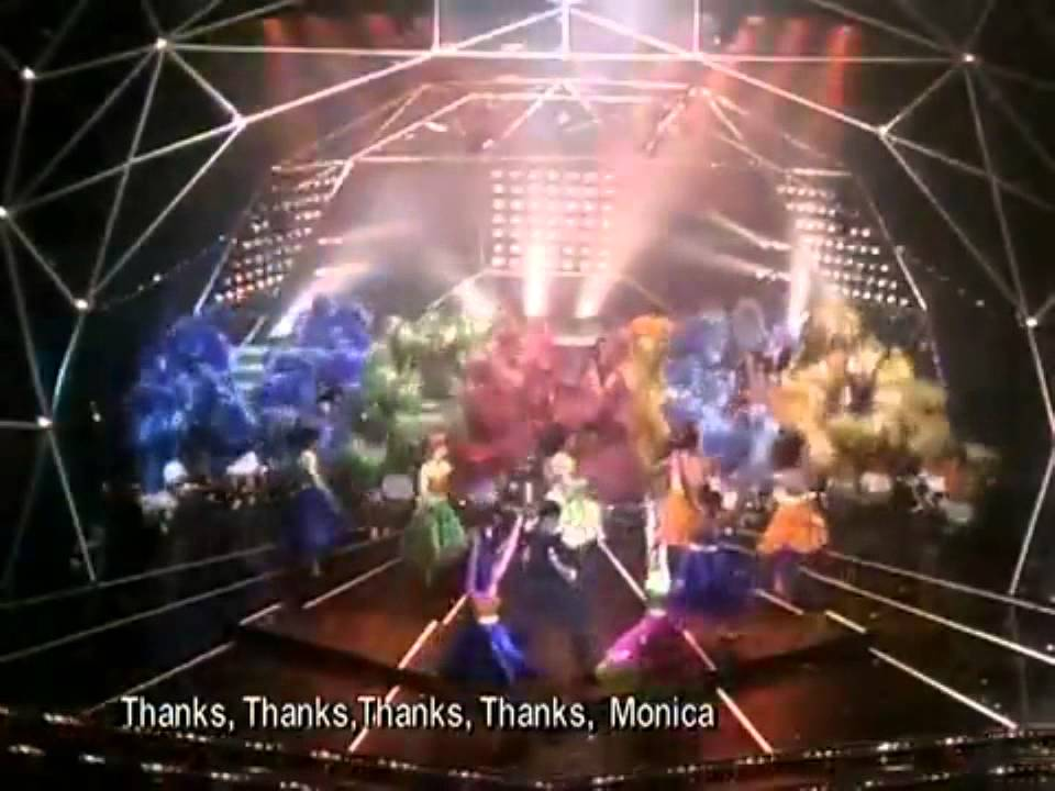 張國榮 Monica - YouTube