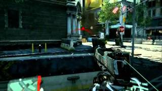 Crysis 2 - ATI RADEON 5770 Gameplay HD Sample