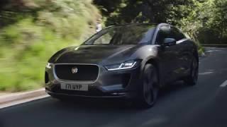 видео Jaguar I-Pace: 4,8 секунды, 480 км и продажи в России