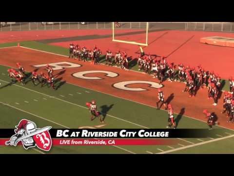 BC at Riverside City College   September...