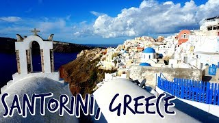 Santorini, Greece - PERFECT One Day Excursion and Tour!
