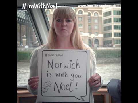 #ImWithNoel - Jo