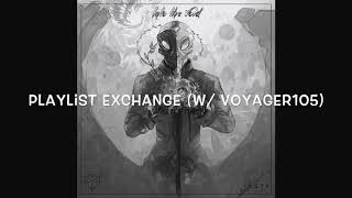 Cover images Playlist Exchange #1 (w/ Voyager105)