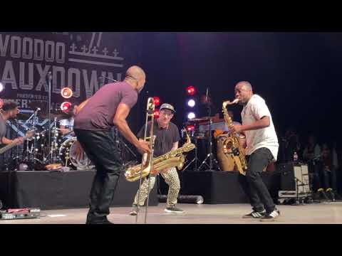 Sejika - 'In Bloom' Trombone Shorty Performs Nirvana classic with Dave Grohl