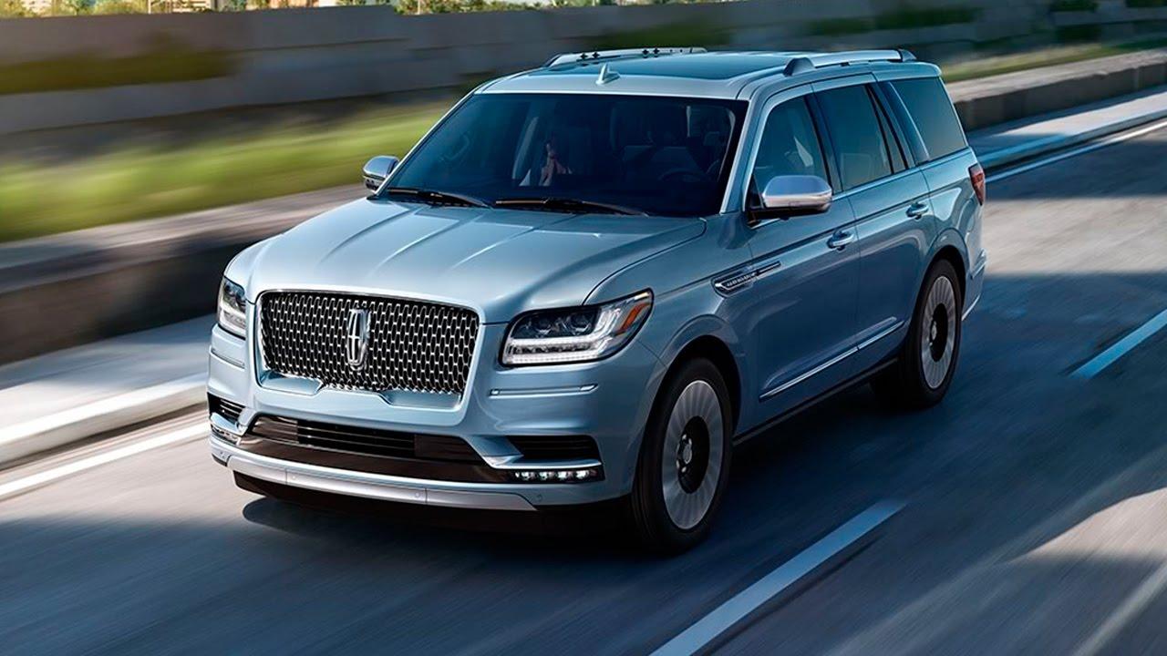Lincoln Navigator New Suv Exterior And Interior 2017