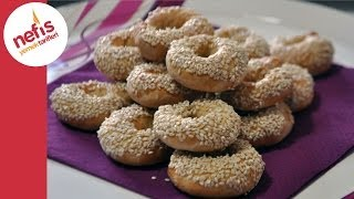 Susamlı Simit Tarifi - Nefis Yemek Tarifleri