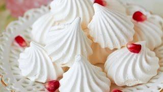 Торт Безе. Рецепт Французского Торта Безе со Сгущенкой