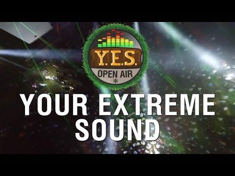 Open Air Your Extreme Sound 2015 Вологда - Стризнево