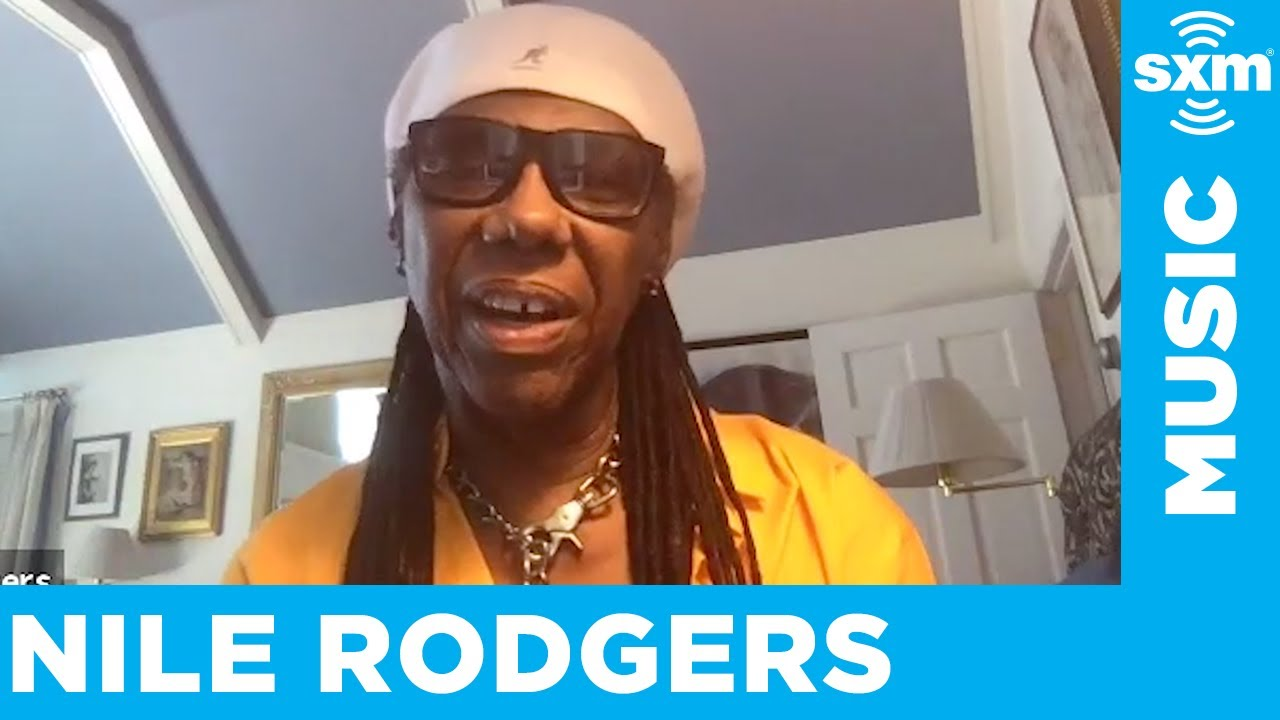 Nile Rodgers says Madonna was Upset She Wasn't Invited to Sing on 'We Are the World'