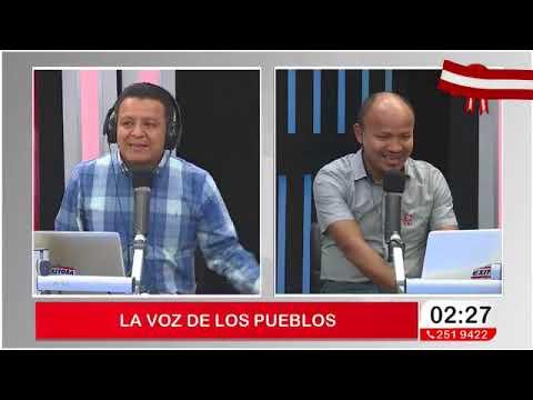 La voz de los Pueblos con David Flores programa completo 17/07/18