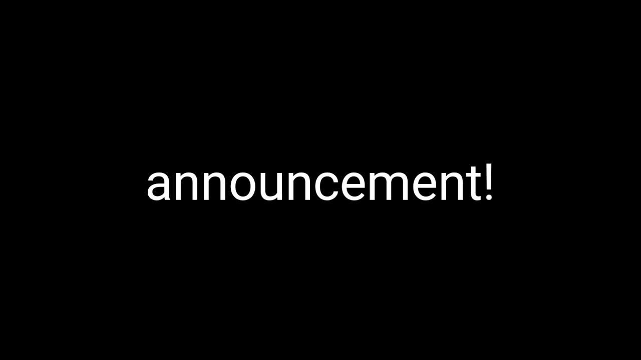 announcement!! in the TERRARIA KOLMAN SERIES