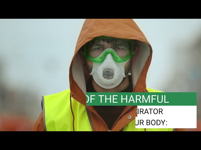 The Importance of Respirators on the Jobsite