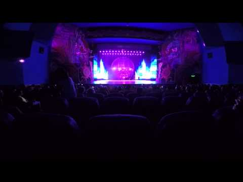 Acrobatic Show - The Chaoyang Theatre, Beijing - Motorcycles