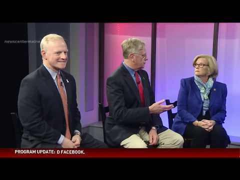 REPLAY | Maine 1st District Debate with ChelliePingree, Mark Holbrook and Marty Grohman