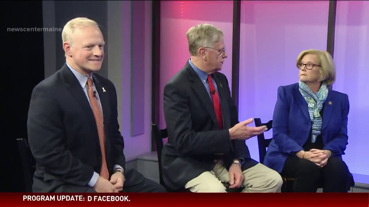 Replay Maine 1st District Debate With Chellie Pingree Mark Holbrook And Marty Grohman